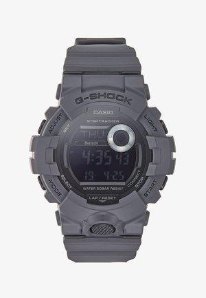Reloj digital - charcoal