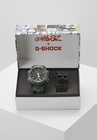 G-SHOCK - G-SHOCK X GORILLAZ - Hodinky - green - 5