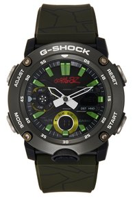 G-SHOCK - G-SHOCK X GORILLAZ - Hodinky - green - 3