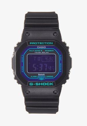 Reloj digital - black