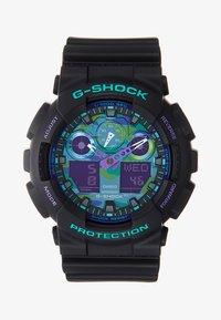 G-shock - GA-100BL-1AER - Ure - black - 1