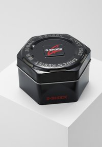 G-SHOCK - GA-700 METALLIC - Digital watch - black/red - 2