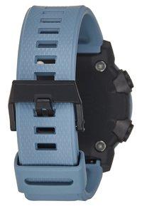 G-SHOCK - CAMOUFLAGE DIAL - Hodinky se stopkami - blue - 1