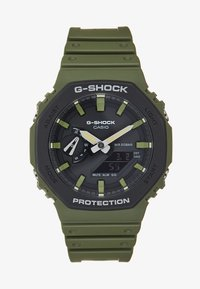G-SHOCK - LAYERED BEZEL - Chronograph watch - green - 1