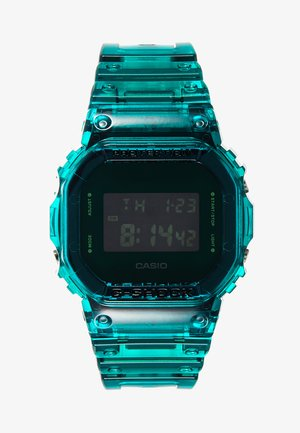 DW-5600 SKELETON - Digitaluhr - green