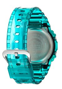 G-SHOCK - DW-5600 SKELETON - Digital watch - green - 1