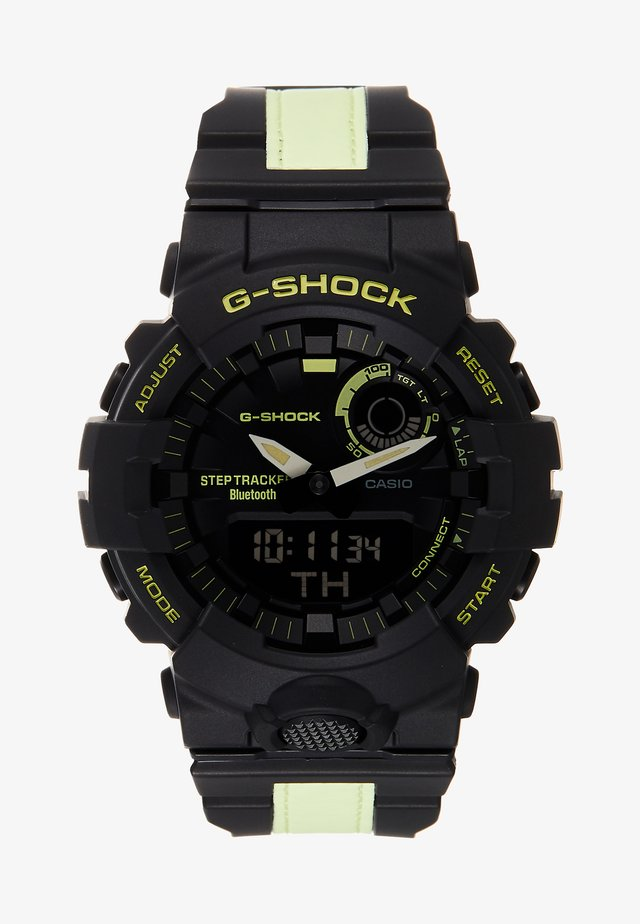 GBA-800 G-SQUAD REFLECTOR - Watch - black/neon