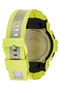 G-shock - GBD-800 G-SQUAD REFLECTOR - Digital watch - neon/silver - 1