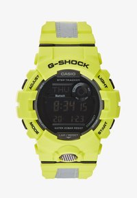 G-shock - GBD-800 G-SQUAD REFLECTOR - Digital watch - neon/silver - 0