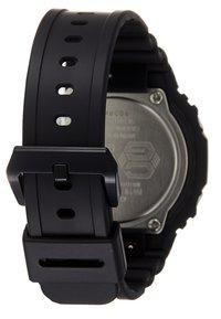 G-SHOCK - GA-2100 THROWBACK SET - Klokke - black /purple - 2