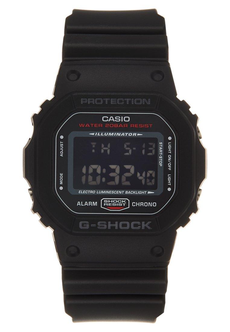G-SHOCK Digitalklokke - schwarz