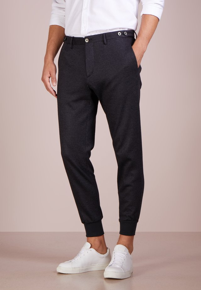 GIORGIO - Pantalon classique - anthrazite