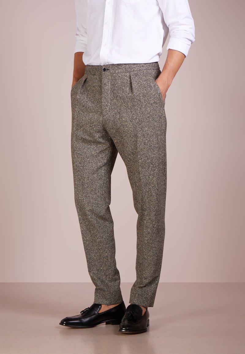 GTA - DAVIDE - Trousers - grey