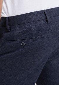 GTA - GIORGIO - Pantalon classique - navy - 4