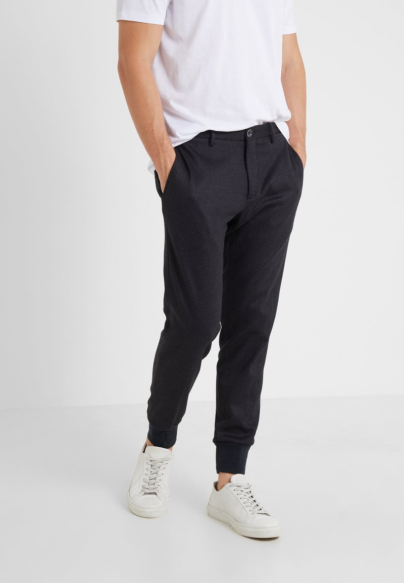 GTA - GIORGIO - Trousers - navy