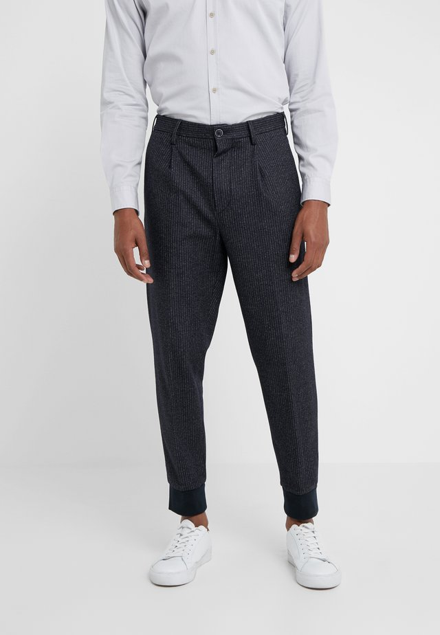 RORY - Trousers - navy