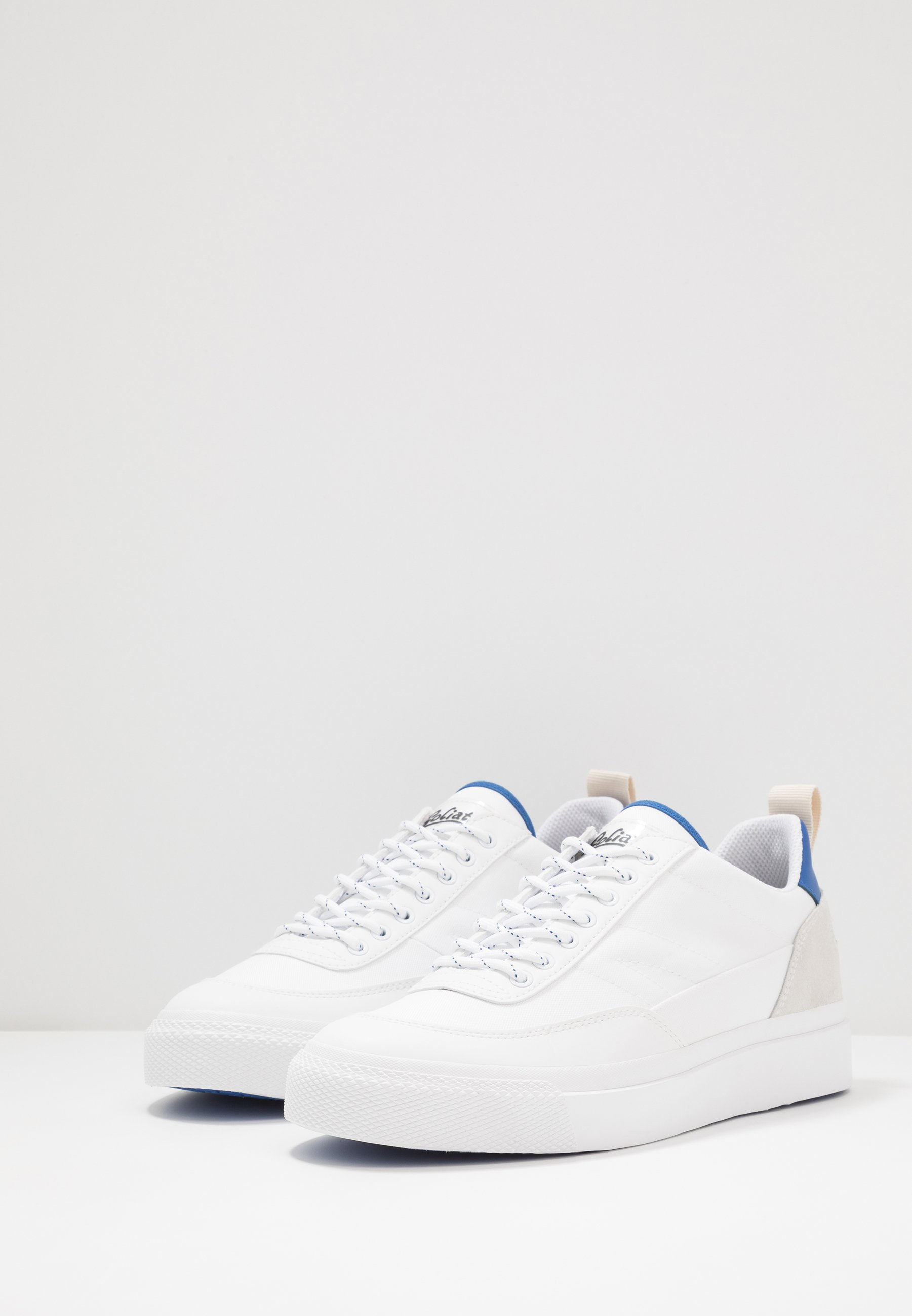 Goliath Number Three - Trainers White/electric Blue