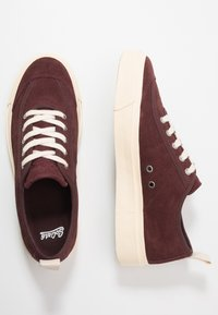 Goliath - NUMBER ONE - Sneakers basse - burgundy - 1