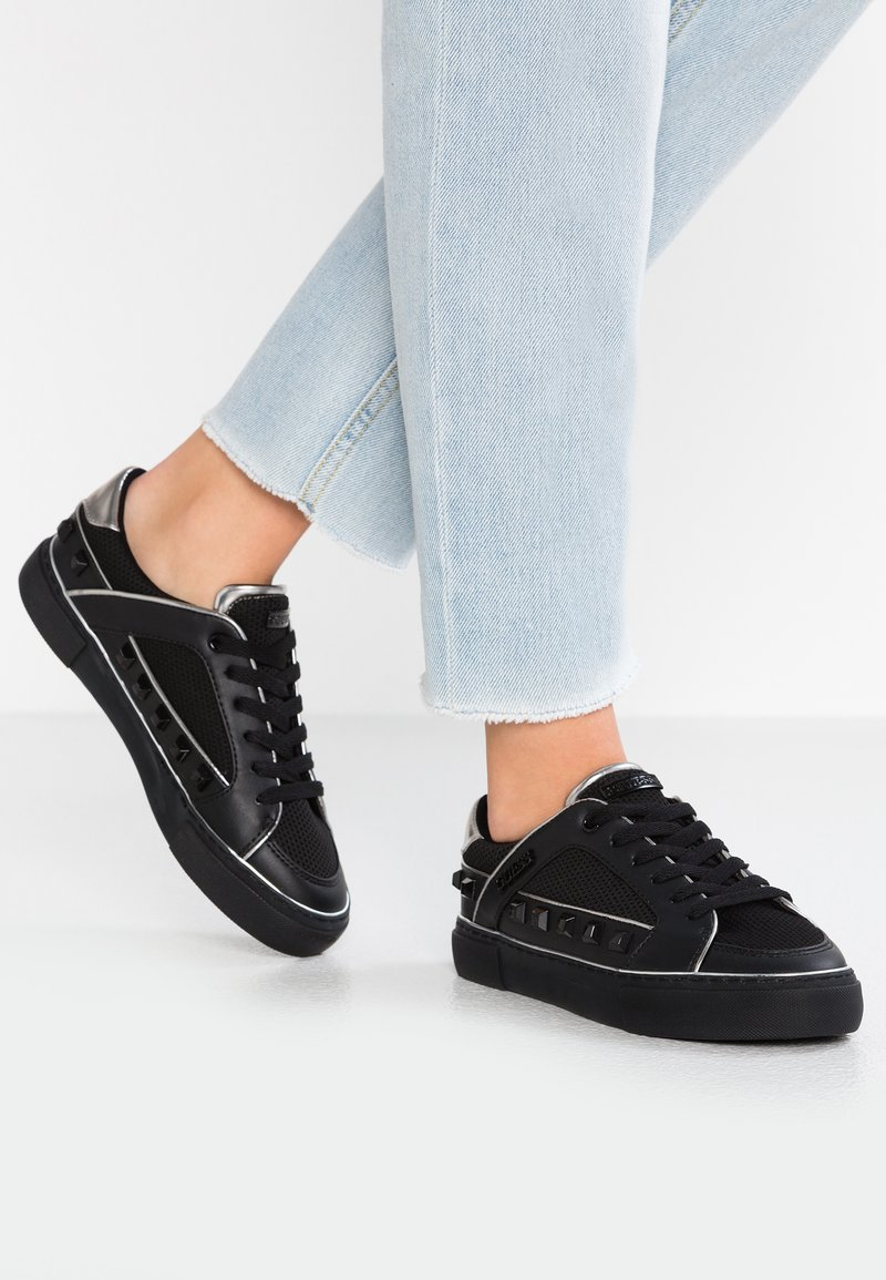 Guess - GALLINA - Trainers - black