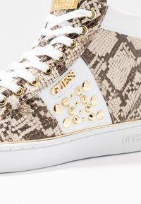 Guess - Sneaker high - brown - 2
