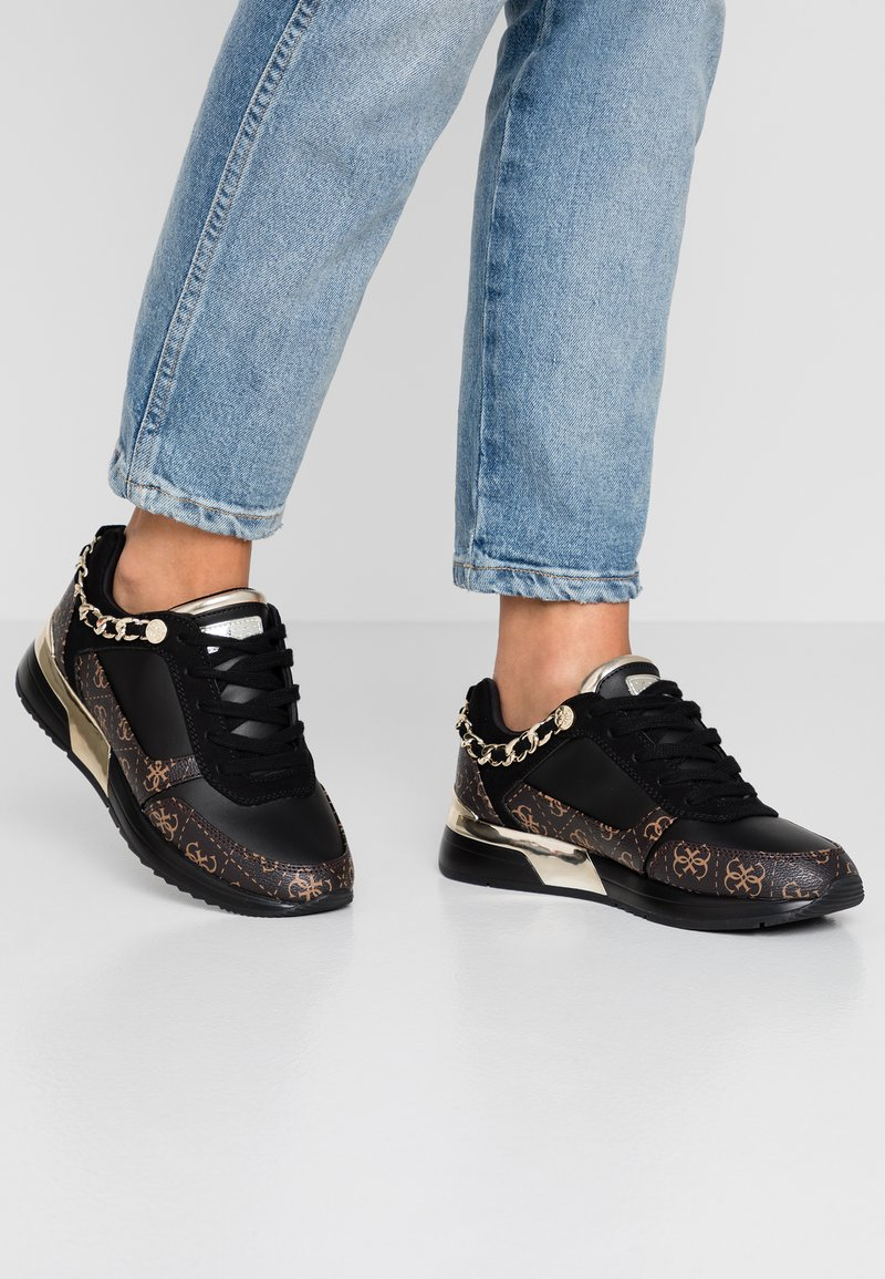 Guess - Trainers - bronze/black