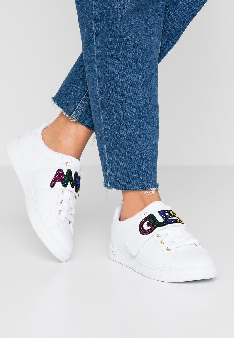 Guess - CHEX - Sneaker low - white