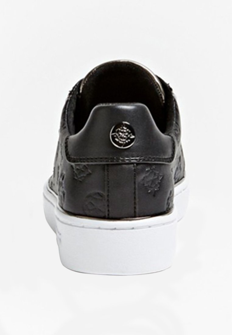 Guess BANQ - Sneakersy niskie - black