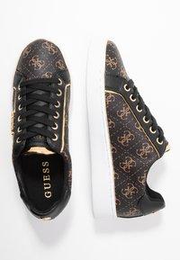 Guess - BANQ - Sneakers - bronze/black - 3