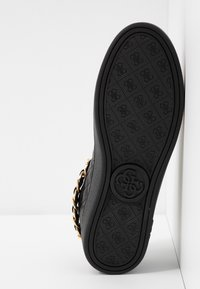 Guess - BRISCO - Sneakers - black/gold - 6