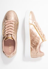 Guess - BANQ - Sneakers - beige - 3