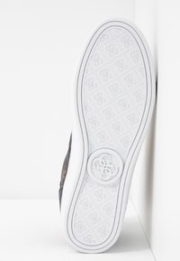 Guess - BRINA - Sneakers high - bronze/black - 6