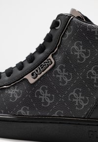 Guess - BRINA - Sneakers hoog - black/grey - 2