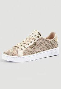 Guess - Sneakers basse - brown - 2