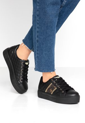 MAYBY - Sneakers laag - black