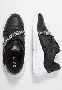 Guess - STONEY - Zapatillas - black - 3