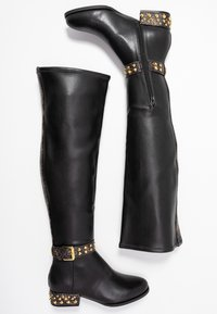 Guess - AGETHA - Over-the-knee boots - black - 3