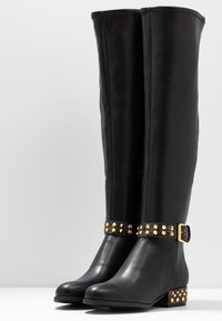Guess - AGETHA - Over-the-knee boots - black - 4