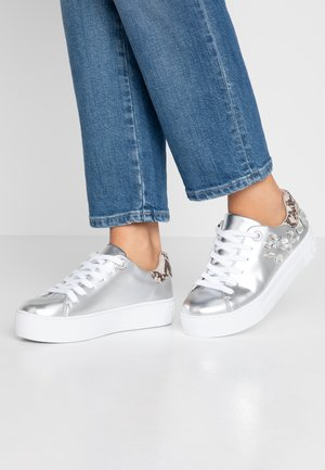 MARXIN - Sneakers basse - argent