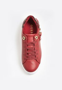 Guess - MARXIN - Sneakers laag - bordeaux - 1