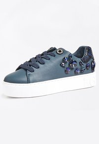 Guess - MARXIN - Sneakers laag - dark blue - 2