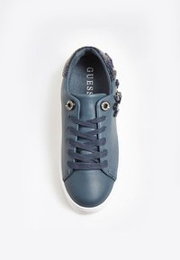 Guess - MARXIN - Sneakers laag - dark blue - 1