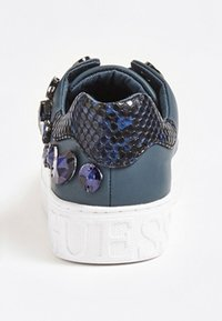 Guess - MARXIN - Sneakers laag - dark blue - 3