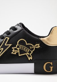 Guess - PATH - Sneakers laag - black - 2