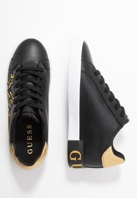Guess - PATH - Sneakers laag - black - 3