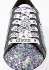 Guess - GLITZY - Trainers - argent