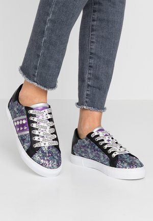 GLITZY - Sneakers basse - argent
