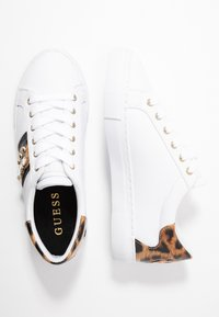 Guess - GLITZY - Sneakers laag - white - 3