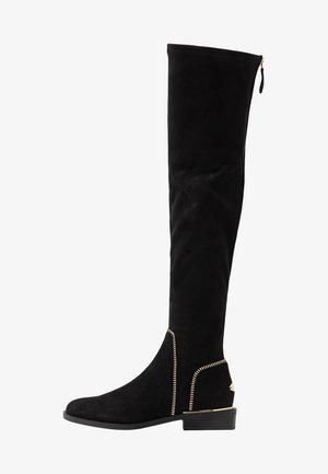 DACIANE - Over-the-knee boots - black