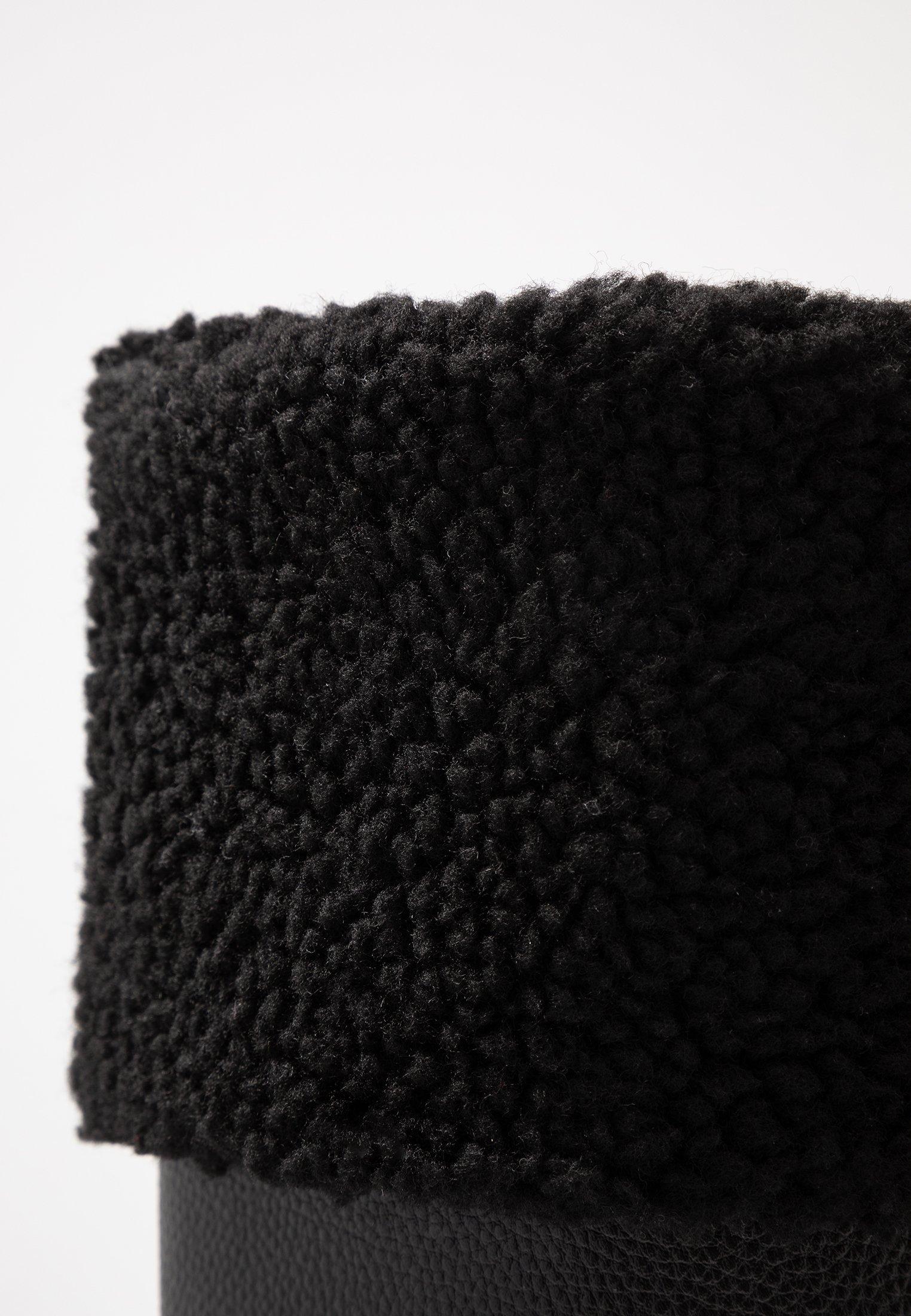 Guess ENZA - Bottes à talons hauts black