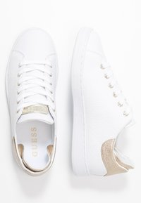 Guess - CHARLEZ SPECIAL - Sneakers basse - white - 3